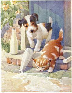 1950s A. E. Kennedy illustration | eBay