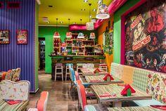 "Cantina Mexicana & Cocktaileria ""el Burrito"" Mexican Bar, Bar Interior, Thessaloniki, Greece, Sweet Home, Restaurant, Mexican, Greece Country, House Beautiful"