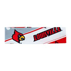 Louisville Cardinals NCAA Stretch Headband