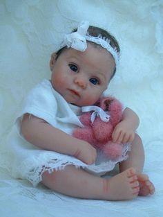 Малыши от Kim van de Wetering (куклы). Обсуждение на LiveInternet - Российский Сервис Онлайн-Дневников