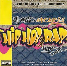 Hip-Hop HQ: V.A. - All Time Greatest Hip-Hop & Rap Tunez (2xCD...