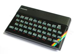 Sinclair ZX Spectrum - Vintage Computer Tech - Best 4 Tech Stuff retro computers almost long forgotten - keeping them alive Alter Computer, Home Computer, Computer Love, Windows 95, Software, Bluetooth Keyboard, Computer Keyboard, Computer Coding, Ibm Pc