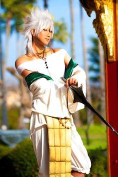Sharrkan (REIKA (reika2011)) | Magi: The Labyrinth of Magic #anime #cosplay