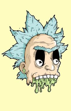 picasso prints for sale Trippy Drawings, Cool Art Drawings, Art Sketches, Pencil Drawings, Rick And Morty Drawing, Rick And Morty Tattoo, Picasso Prints, Rick And Morty Stickers, Rick I Morty