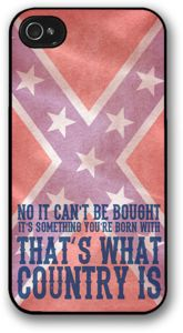 Image of That's What Country Is iPhone Case