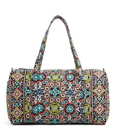 Another great find on #zulily! Sierra Large Duffel Bag #zulilyfinds