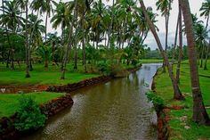 Goa,Siolim village