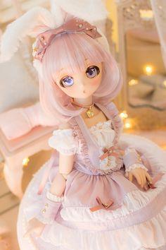 2018/2/18 ワンダーフェスティバル冬: Ronshuka Couture/TOP Anime Dolls, Blythe Dolls, Pretty Dolls, Beautiful Dolls, Cute Doll Makeup, Cute Baby Dolls, Kawaii Doll, Pretty Anime Girl, Cute Princess