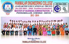 panimalar college