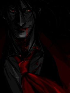 DeviantArt: More Like Alucard - The Count by Hellsing Alucard, Van Hellsing Anime, Male Vampire, Vincent Valentine, Vampire Stories, Gothic Fantasy Art, Anime Sketch, Anime Comics, Anime Guys