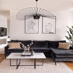 74 newest living room colors ideas for your dream home 21 New Living Room, Living Room Sofa, Interior Design Living Room, Living Room Designs, Living Area, Dark Grey Sofa Living Room Ideas, Charcoal Sofa Living Room, Grey Sofa Decor, Elegant Living Room