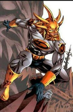 Aztek was raised by the Q Foundation as the avatar of the snake-god Quetzalcoatl. He was killed fighting the Mageddon with the JLA. Dc Comics Heroes, Marvel Dc Comics, Marvel Heroes, Gay Comics, Superhero Characters, Dc Comics Characters, Gi Joe, Comic Books Art, Comic Art