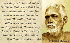 Photo in Sri Ramana Maharshi Photos & Messages - Google Photos