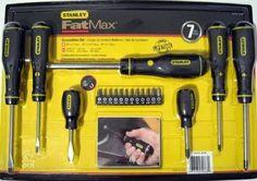 Stanley FatMax Screwdriver Set 7Pc
