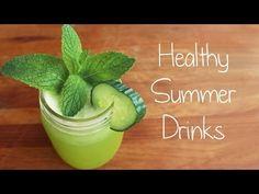 ▶ Healthy Summer Drinks - Holistic Habits