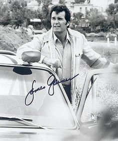 James Garner..... Rockford.....only bright spot on TV in the 70's & 80's