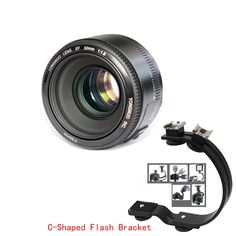 67.80$  Watch now - http://ali7zx.worldwells.pw/go.php?t=32445563546 - Yongnuo YN EF 50MM F1.8 Large Aperture Auto & Manual Focus AF/MF Prime Standard Lens For Canon EF Mount EOS DSLR Camera + Gifts 67.80$