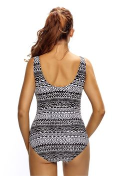 27d32e8109d69 Carefully made from quality swim fabric with beautiful print pattern all  over. It is sleeveless