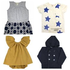 Children's clothing from La-Di-Da