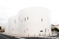 Médiathèque et Centre d'Art Contemporain, Colomiers – 2005