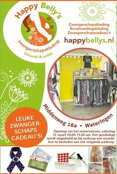 #advertentie @happybellysNL #suededesign Delft, Happy, Ser Feliz, Being Happy