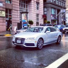 Audi A7, #Beautiful