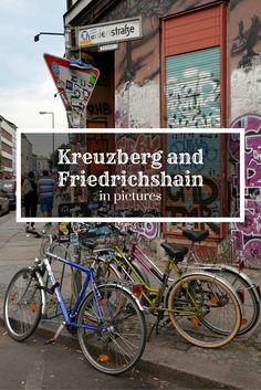 Epic Berlin: colourful Friedrichshain and Kreuzberg