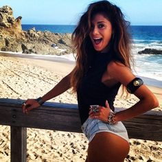 Nicole Scherzinger Body | Nicole Scherzinger Shares Her Beach Body Tips