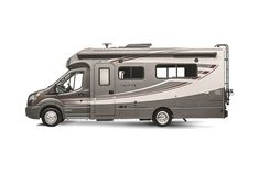 bf60eb163d 4-berth Fuse Class C 24ft Traveland Winnebago Best Campervan