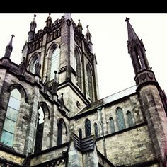 St. Mary's Cathedral in Ireland