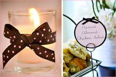 Real Parties: Sugar & Spice Baby Shower