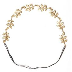 Eddera Little Branch Headband (50401) ($170) ❤ liked on Polyvore