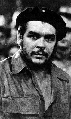 "miriamelizabethworld: ""♥Comandante Che Guevara ♥ """