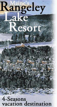 New Rangeley Lake Resort MAINE