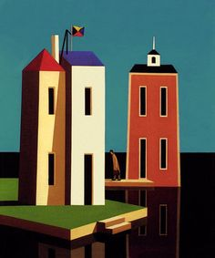 Andy Wooldridge- Canadian Painter - Works