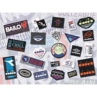 Know Laser Cut Woven Labels Manufacturer In Delhi Discover Here - Custom vinyl stickers laser cut