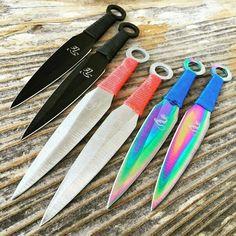 Throwing Knives #tacticalknife #survivalknife