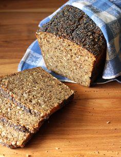 recipe in Danish Yeast Bread Recipes, Baking Recipes, Snack Recipes, Cake Recipes, Cooking Bread, Bread Baking, Work Meals, Danish Food, Food Crush