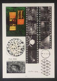 Artwork page for '[no title]', Joe Tilson, Graphic Design Inspiration, Graphic Design Art, Psychedelic Art, Bd Design, Design Typography, Art Sketchbook, Collage Art, Collages, Aesthetic Art