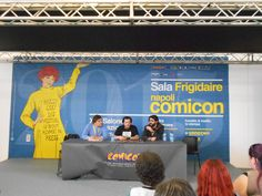 NAPOLI COMICON: L'INCREDIBILE MARVEL - http://c4comic.it/2015/05/03/napoli-comicon-lincredibile-marvel/