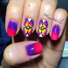 Instagram photo by ya_nails #nail #nails #nailart