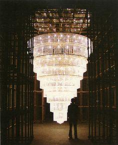 Ai Weiwei - Chandelier, 2002
