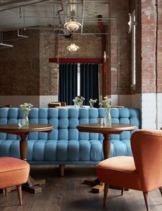 London Vintage Inspirations: PICTUREHOUSE CENTRAL LONDON | Vintage Industrial Style