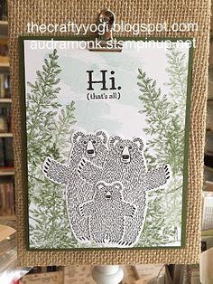 the crafty yogi: Bear Hugs Bundle, Remarkable Blog Hop