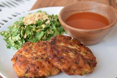 A great shrimp cake recipe here With a watermelon hot sauce recipe too. Make your new favorite hot sauce. Make a lot.