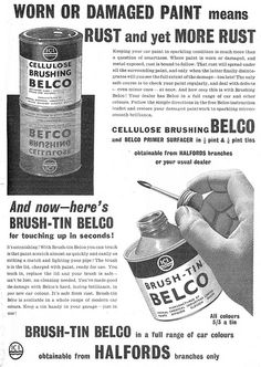ICI Belco Ad 1959