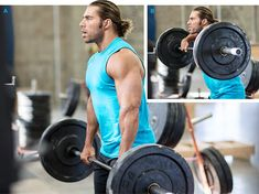 Suffering from sickly shoulders? Start heavy but utilize multiple speeds to work your delts for strength, size, and an incredible muscle burn! 45 Pounds, Lateral Raises, Shoulder Workout, Bodybuilding Workouts, Training Tips, Strength, Muscle, The Incredibles