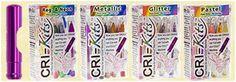 Cri-Kits Pen Holder & 4 Pen Kits Plus Free Swirls