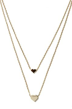 Two of Hearts Necklace