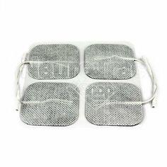 Electrodes carrées : Electrodes carrées autocollantes pour utilisation cutanée. Idéale pour l'électrostimulation sportive, et antalgiques. A découvrir à cette adresse http://www.neurotracshop.com/s/31307_187029_electrodes-cutanee-carres-stimulation-electrique